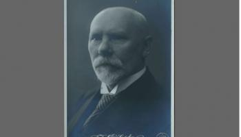 14. septembris. Dzimis Jānis Čakste, viens no Latvijas valsts pamatlicējiem