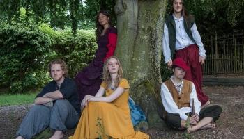 Jaunākais neo/pagan/fantasy/medieval folk no Eiropas