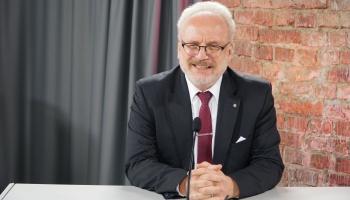 Президент Латвии: демократия не означaет ощущение абсолютного счастья