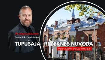 Prīškvieliešonu diskuseja jaunveidojamajā Rēzeknes nūvodā