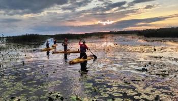 Lubāna ezera bagātības un totalizators latgaliešu gaumē