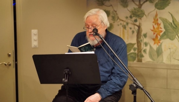 """""""Jura Kronberga dzeja un draugi"""" - notiks pasākums dzejnieka atbalstam"""