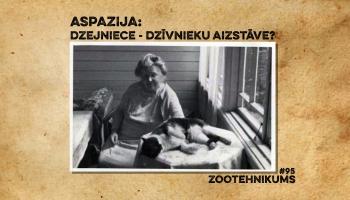 Aspazija: dzejniece dzīvnieku aizstāve?