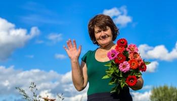 """Irina Husare: """"Mans Šķilbēnu pagasts ir visa mana pasaule"""""""