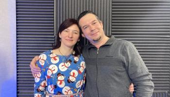 Rodūšī i muzykalī latgalīši Aija i Juoņs Kuzminski