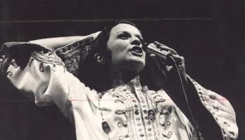 Brazīliešu dziedātāja Elisa Režīna. 2. daļa