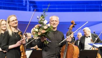 Čellists Ivars Bezprozvanovs: Mana vieta ir šeit – jādzīvo šeit un jāmuzicē šeit