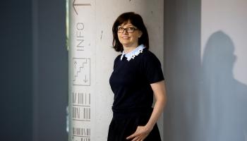 LU Pedagoģijas, psiholoģijas un mākslas fakultātes dekāne Linda Daniela