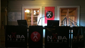 "Radio NABA tiešraides skatuves programma festivālā ""LABA DABA"""