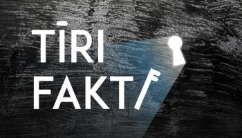 Tīri fakti. Jānis Sārts par Latvijas attēlojumu medijos