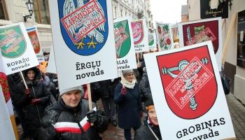 Edgars Zalāns: Par savu saglabāšanu cīnās katra teritorija