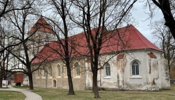 Церковь Святого Духа в Бауске