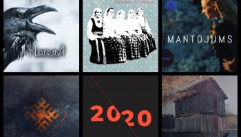 Latviešu un Latvijas tradicionālā un pasaules mūzika 2020. gadā