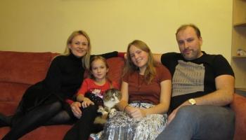 Ciemos pie Stafecku ģimenes