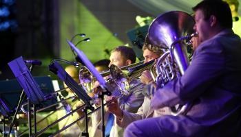 Оркестр Рига: симфония лета на свежем воздухе