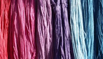 Возвращение старых традиций: окрашивание шерсти природными красками