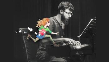 """Mūzika, kas neapstājas pie mūzikas – Edgara Cīruļa koncertpasaka """"Aisma"""""""