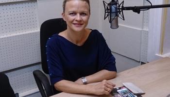 Dienasgrāmatu Hamburgā, Rīgā un Rēzeknē raksta ērģelniece Iveta Apkalna