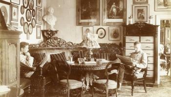 19.gadsimta bibliotēku mājvietas. Kristīnes Zaļumas eseja