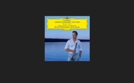 "Brāmsa, Vēbera un Mendelszona mūzika albumā ""Blue Hour"". Diriģents Mariss Jansons"