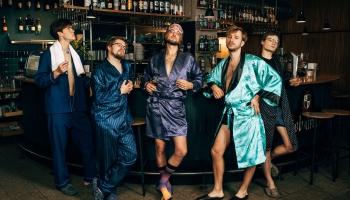 """Humorroka grupa """"Pirmais Kurss"""" izdod singlu """"Sekotājs"""""""