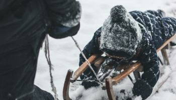 Ziemas prieku dēļ nedēļas nogalē 110 bērni guvuši traumas