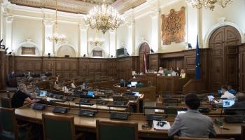 Saeima apstiprina Nacionālo attīstības plānu 2021.-2027. gadam