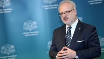 Президент о переводе школ на латышский язык обучения: наконец это сделано