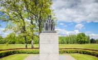Sagaidot Krišjāņa Barona 185.dzimšanas dienu, Siguldā izveidots jauns pastaigu maršruts