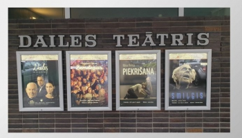 Jauno darba cēlienu sācis Dailes teātris