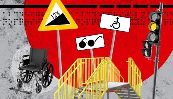 #21 Vides pieejamība cilvēkiem ar invaliditāti: normatīvos noteiktais un realitāte