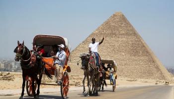 """""""Latviešiem pasaulē"""" pirmo reizi viesojās Ēģiptē un Izraēlā"""