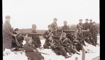 Latgales atbrīvošana no Sarkanās armijas 1920.gadā. Stāsta Valdis Kuzmins. 1.daļa