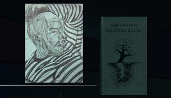 """Fokusā - dzeja! Sandras Ratnieces """"Šķietami klusu"""" un Jāņa Hvoinska """"Mūza no pilsētas N"""""""