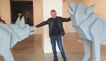 """Глеб Пантелеев: В моём """"Лесу скульптур"""" можно заблудиться. И получить радость"""