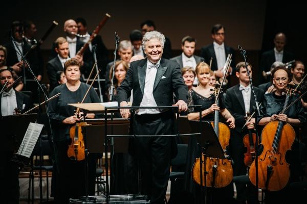 Andreja Osokina solokoncerts, Vineta Sareika un LNSO stīgas, Vasilijs Sinaiskis un LNSO