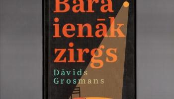 """Dāvids Grosmans. """"Bārā ienāk zirgs"""""""