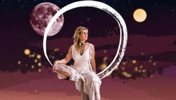 "Dziedātājas Ievas Kerēvicas albums ""Centerwise"" (2020)"