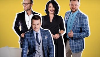 Latvijas Radio 2 jau 26! Ētera personības rada jubilejas dziesmu!