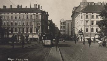 Vai zini, ka 20. gadsimta 20., 30. gados Rīga bija dzīves baudītāju pilsēta?