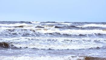 Jānis Lapinskis par jūras eroziju