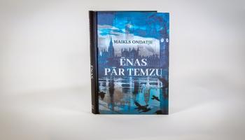 """Maikla Ondatjes romāns """"Ēnas pār Temzu"""" stāsta par Londonu pēc 1945. gada"""