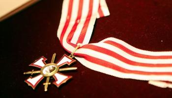 Орден Лачплесиса: история на 400 страницах