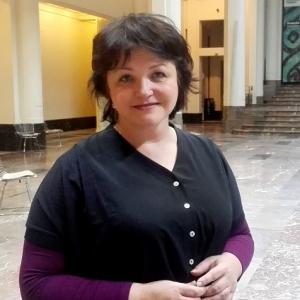 Latvijas institūta direktore Vita Timermane-Moora