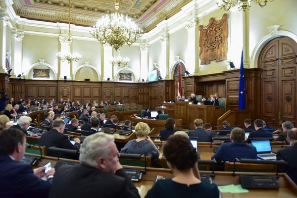 Komentē žurnālisti: Valsts budžeta pieņemšana. Norises Rīgas Domē un citi notikumi