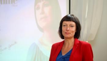 Jūrmalas pašvaldības Kultūras nodaļas vadītāja Agnese Miltiņa