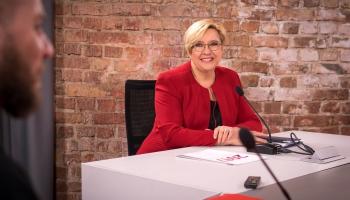 Dace Ķezbere: Latvijas Radio valdei pašai jālemj, vai atkāpties