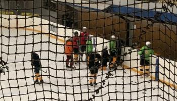 Piespēle par biatlonu, hokeju un slēpošanu