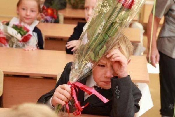 Первый раз в первый класс: подготовка ребенка к школе