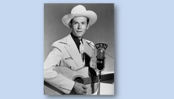 Mūsdienu kantrimūzikas pamatlicējs – amerikāņu mūziķis Henks Viljamss